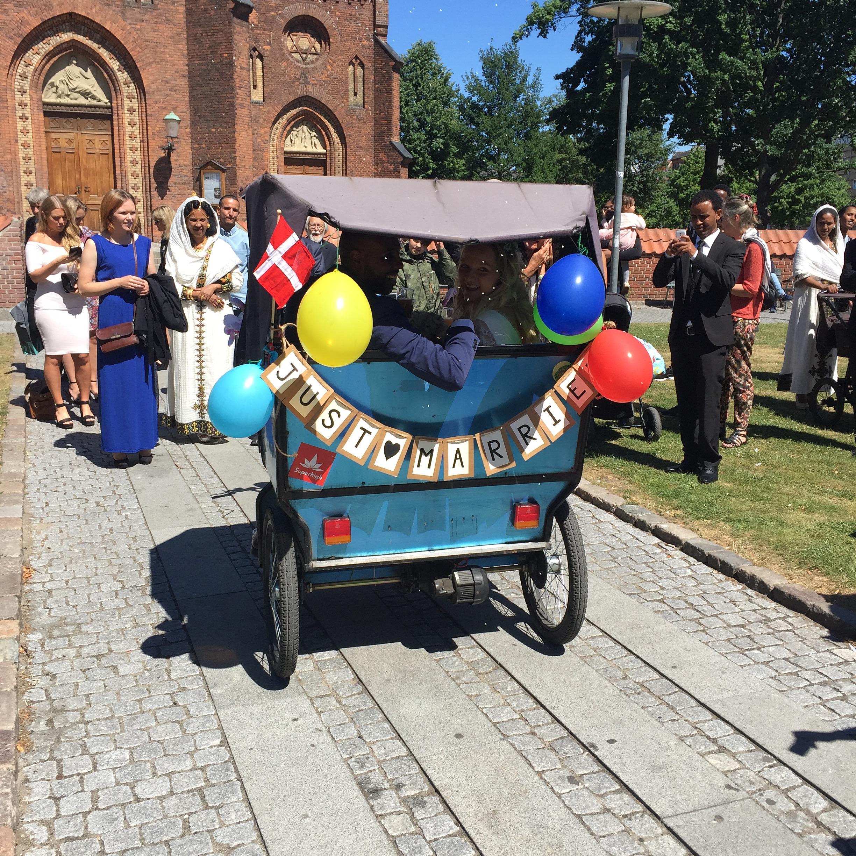 Bryllup i Nørrebro